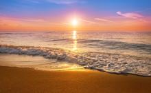 Sunrise At Punta Cana, Dominic...