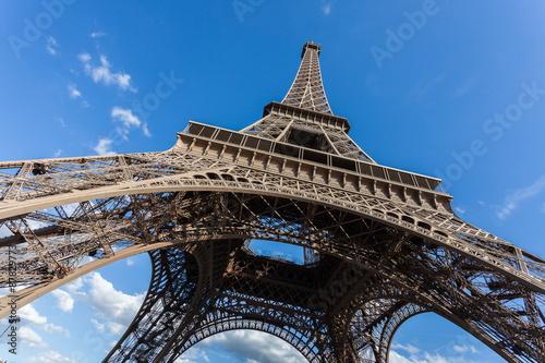Fototapeta Tour eiffel, Paris obraz na płótnie