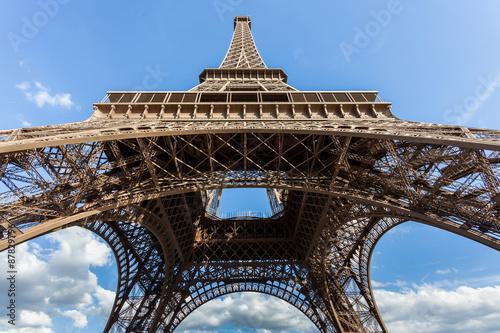 plakat Tour Eiffel, Paryż