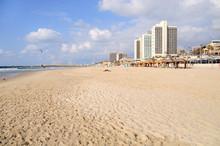View To Tel Aviv Urban Beach W...