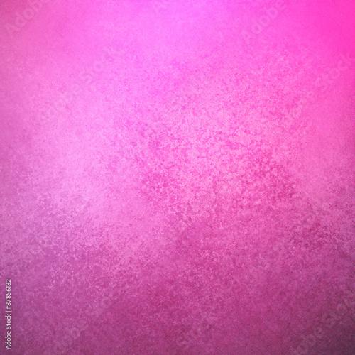 Plakat  hot pink background. vintage grunge texture background design.