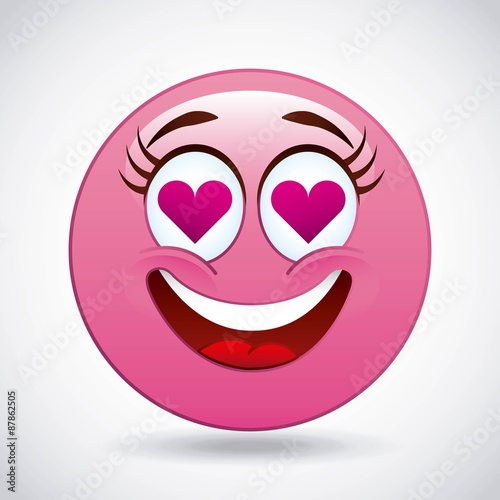 Photo  cartoon emoticons