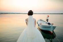 Waiting Wedding Bride