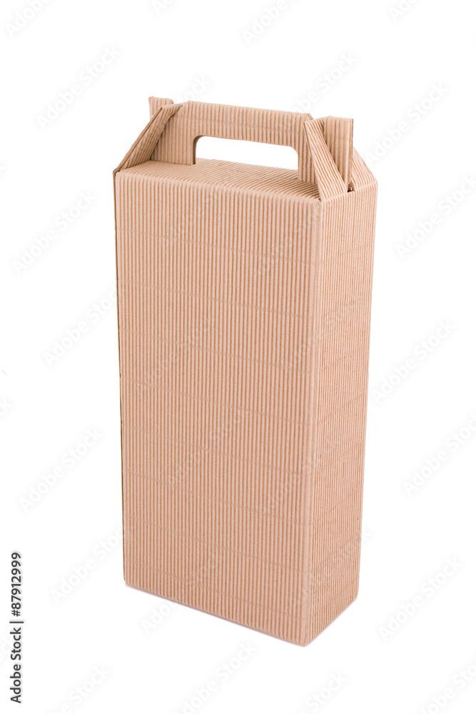 Photo & Art Print Wine cardboard box with handle | EuroPosters