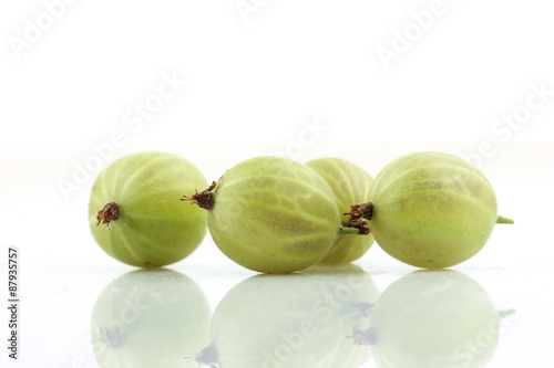 Photo  Gooseberry fruit