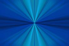 Esplosione Di Luce Blu