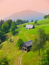 Traditional Slovenian Mountain...