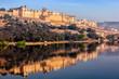 Amer Amber fort, Rajasthan, India