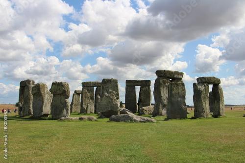Foto op Aluminium Rudnes Prehistoric monument of Stonehenge. England.