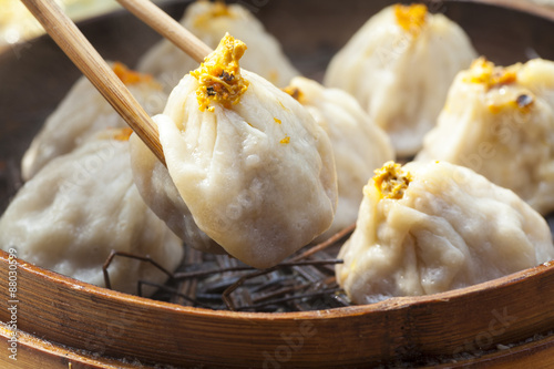 Fototapeta  Pork Steamed Buns