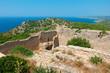 Kastelos ruins. Rhodes, Greece