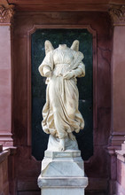 Angel Sculpture Without Head
