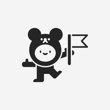 Bear Costume Icon