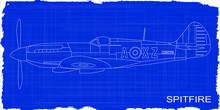 Fighter Plane Blueprint