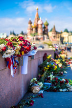Flowers For Nemtsov