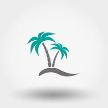 Palms Icon.