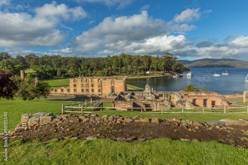 Photo Port Arthur overlook