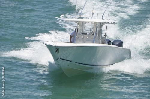 Fotografia  Sport Fishing Boat