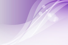 Vector Purple Abstract Background