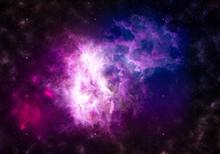 Space Nebula / High Resolution...