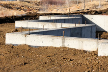 Zig Zag Concrete Foundation On...