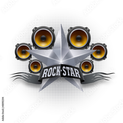 Photo  Rock star