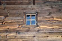 Small Ancient Window
