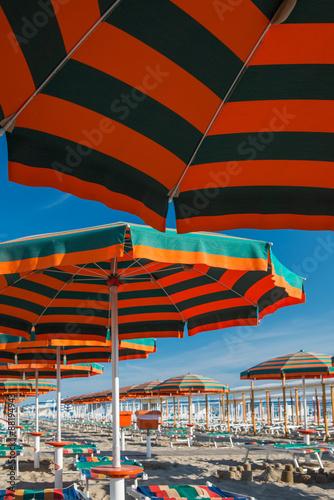 Photo Rimini beach, Italy