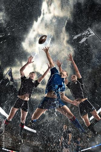 Obraz na plátně Rugby