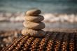 stack of stones balance