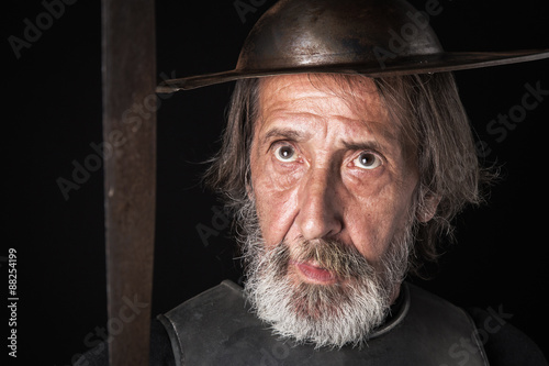 Photo  Quijote