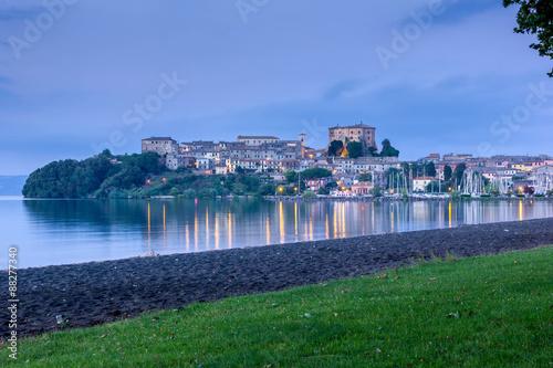 Fotografie, Obraz  Capodimonte City Lazio Italy