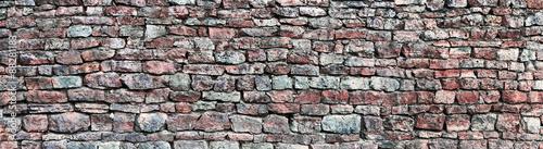 kamienna-sciana-panorama-panoramiczny-tlo-wzor-stonewall-stary-wieku-wyblakly-czerwony-szary-grunge-wapienia-dolomit