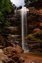 """""""Toccoa Falls"""" Portrait"""