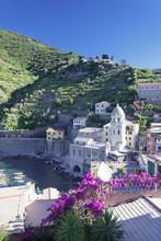 Vernazza, Cinque Terre, Rivera Di Levante, Provinz La Spazia, Liguria