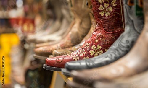 Valokuva  boot store