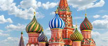 Moscow. St.Basil Cathedral