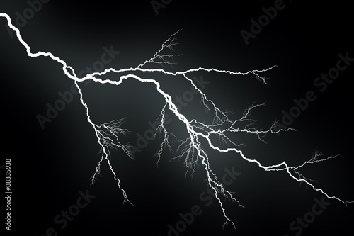 Lightning Canvas-taulu
