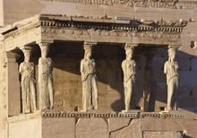 Erechteion Detail, Acropolis, Athens, Greece