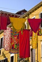 Washing Day, Laundry Drying, C...