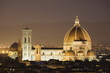 The Duomo and Campanile, UNESCO World Heritage Site, Florence, Tuscany, Italy, Europe