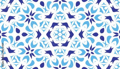 Fotografia  Seamless pattern