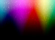 canvas print picture - Abstract Vector Spectrum