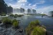 Foz de Iguazu (Iguacu Falls), the largest waterfalls in the world, Iguacu National Park, Brazil