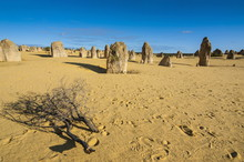 The Pinnacles Limestone Format...