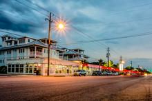 Tybee Island Town Center Stree...
