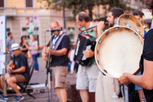 Fotografia Tambourine man