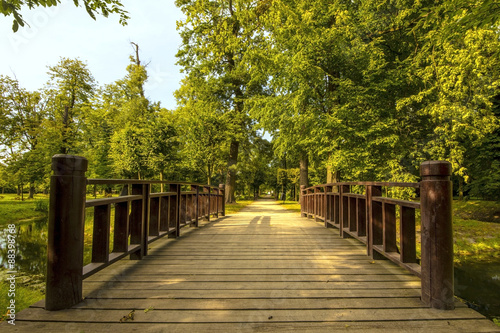 Kładka Park Wrocław - 88398768