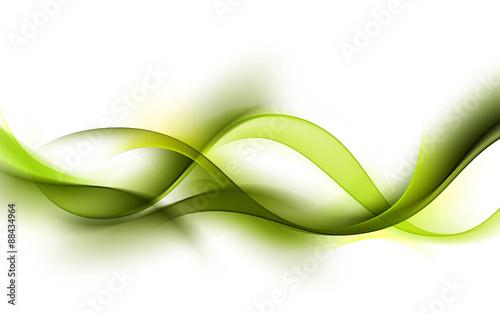 streszczenie-tlo-zielony-fala