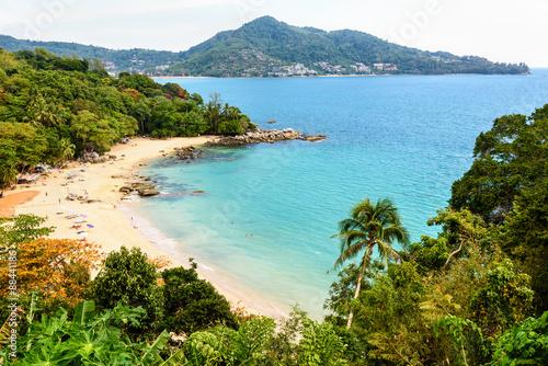 Fotografie, Obraz  Pláž Laem Sing Cape na ostrově Phuket
